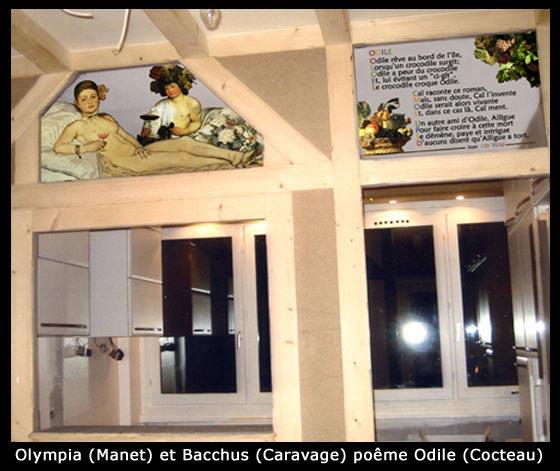 panneaux d coratifs d cors sur panneaux plexis alu miroir verre baches. Black Bedroom Furniture Sets. Home Design Ideas